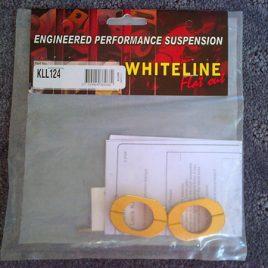 Whiteline Alloy Sway Bar Lateral Lock Kit – KLL124