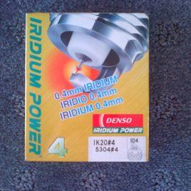Denso Iridium Power Spark Plugs – IK20 (set of 4)