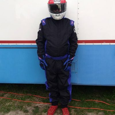 All Ready to race, now where is the track?